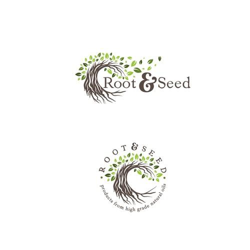 Root & Seed Logo.