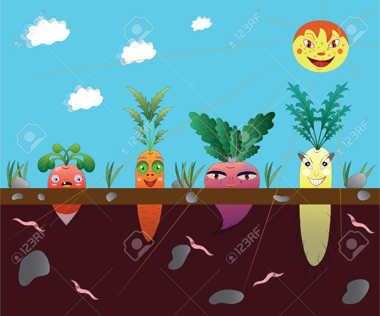 Root Vegetable Clipart 20 Free Cliparts Download Images