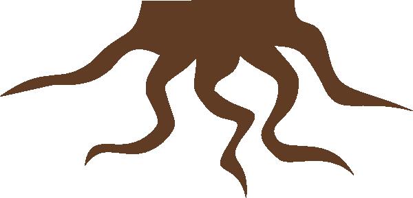Roots clip art.