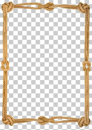 Rope Border PNG Images, Rope Border Clipart Free Download.