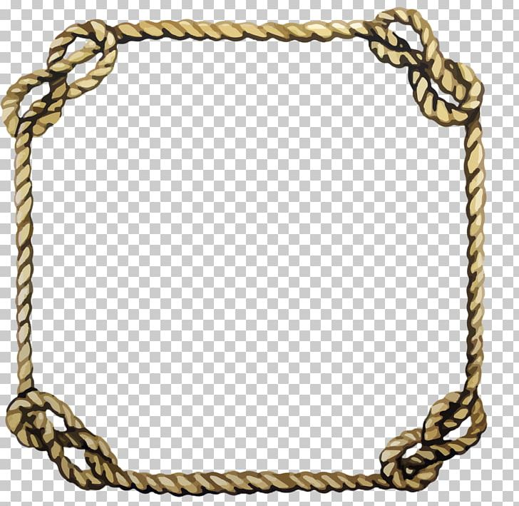 Rope Frame PNG, Clipart, Albom, Body Jewelry, Border, Border.
