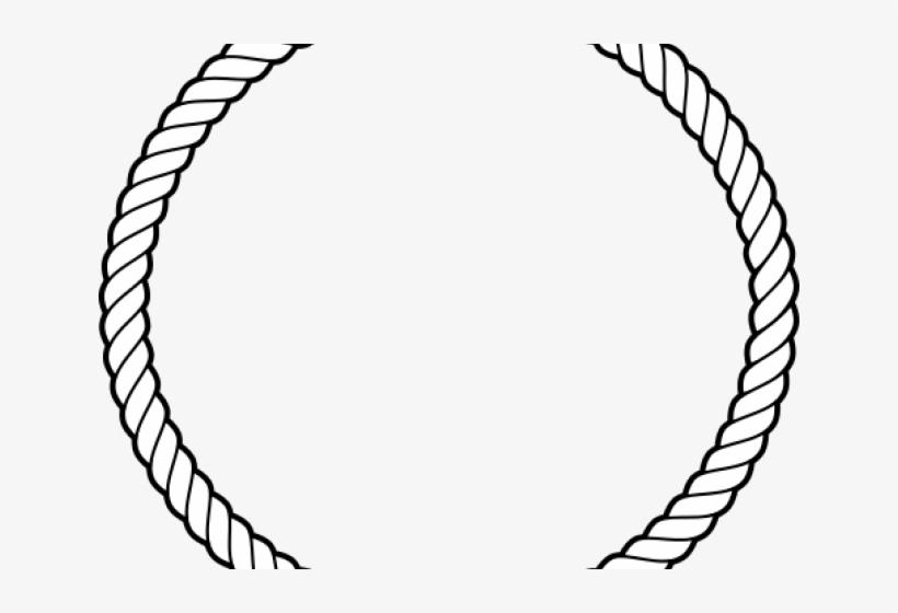 Rope Circle Cliparts.