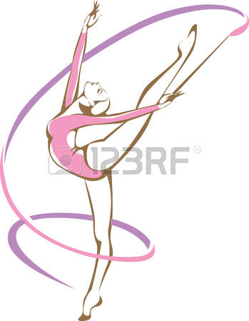 23,244 Gymnastic Stock Vector Illustration And Royalty Free.