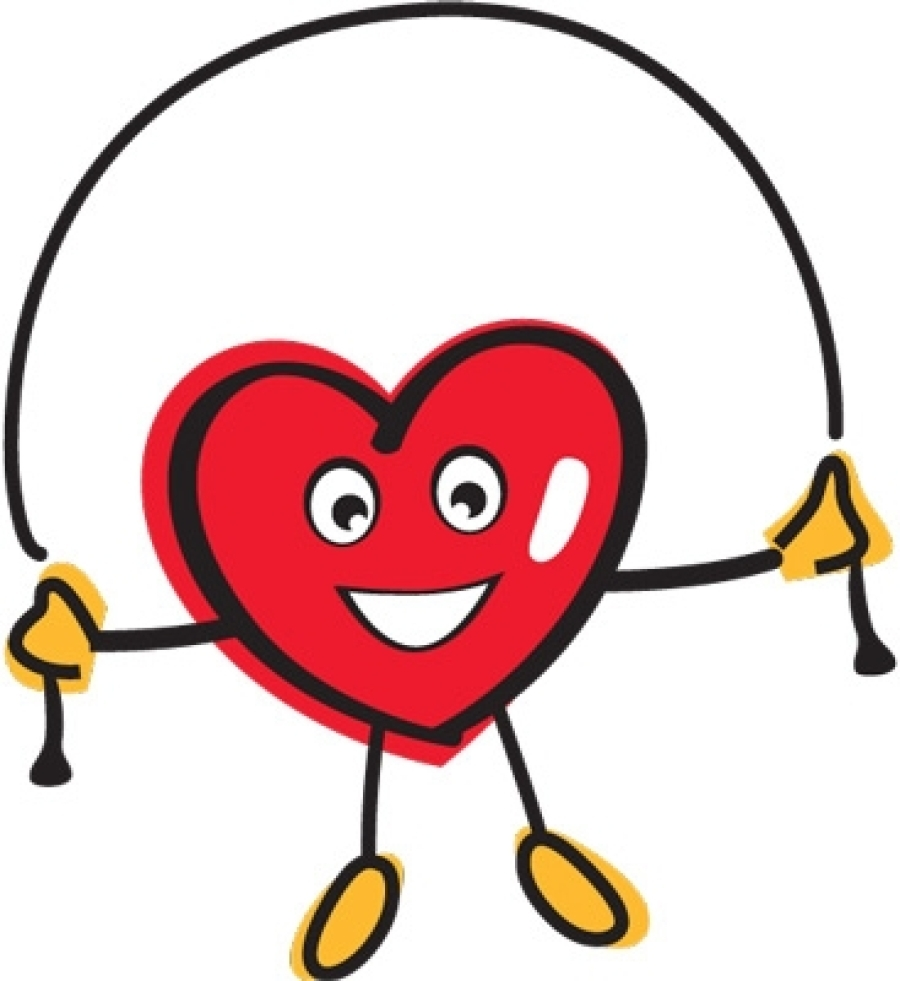 Jump rope for heart clipart » Clipart Station.