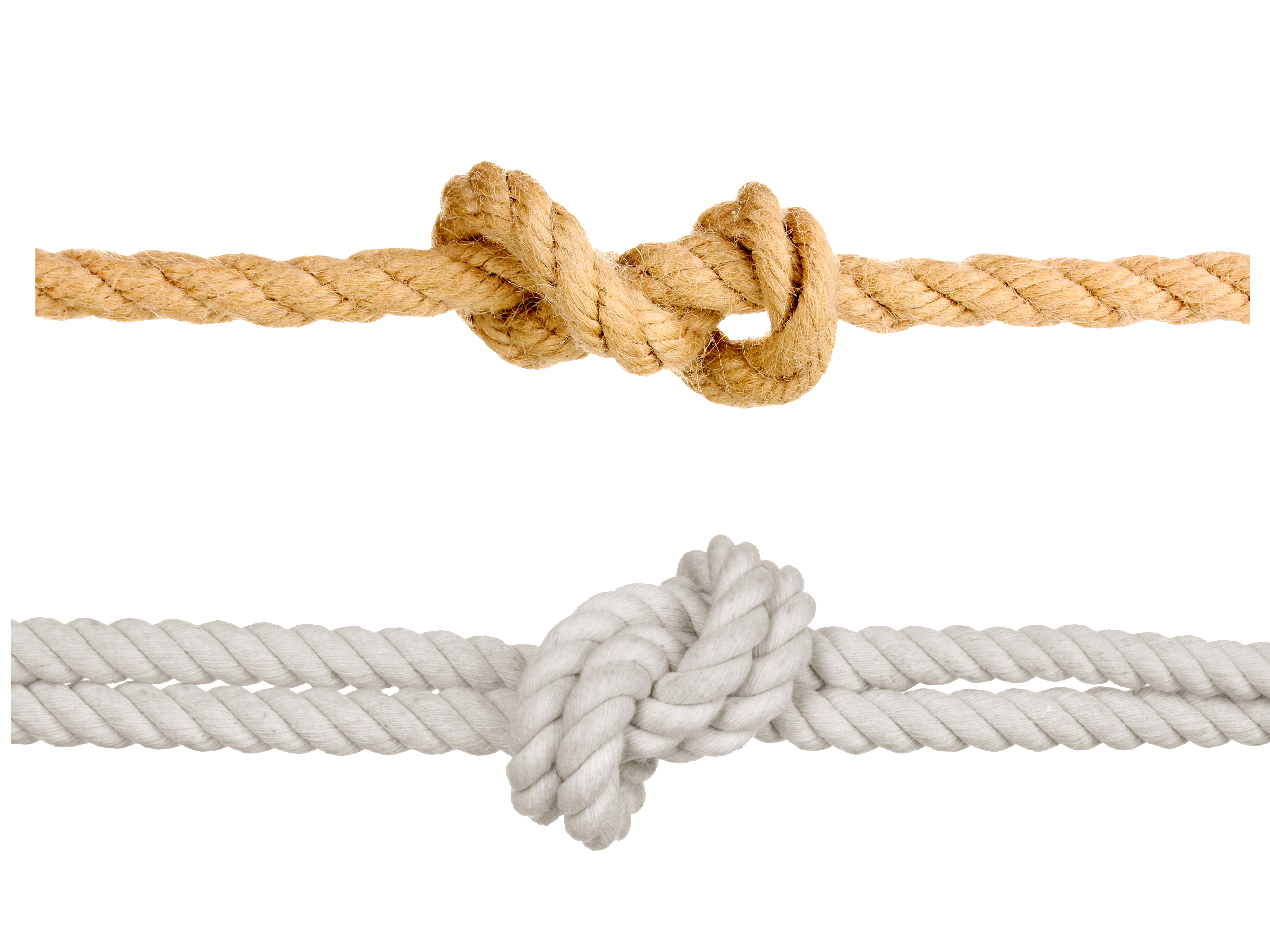 Rope Knot Hemp.