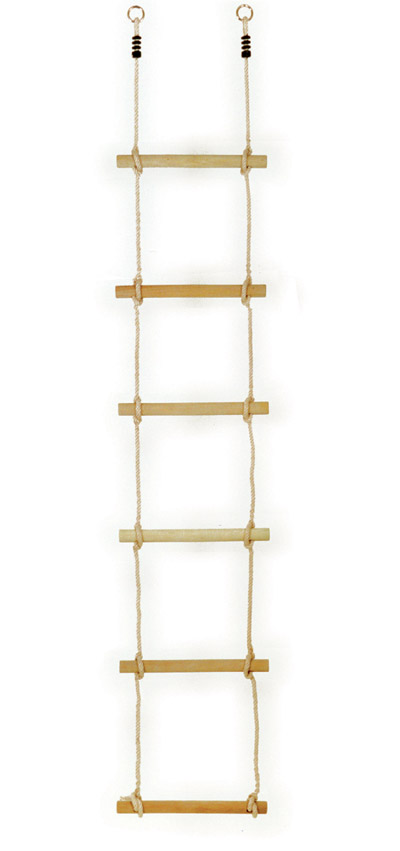 Action Rope Ladder (wooden).