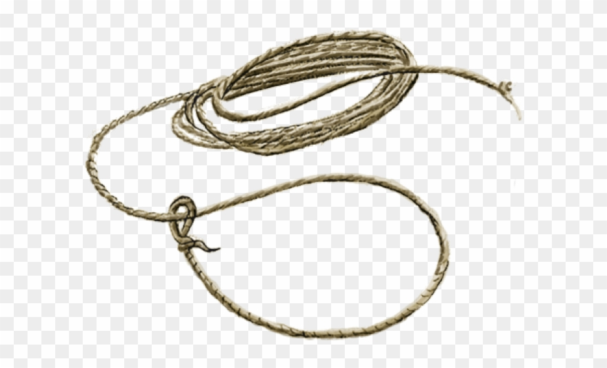 Lasso Rope Png Clipart (#3686816).