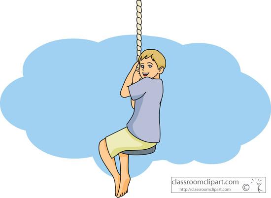 Playground Swing Clipart.