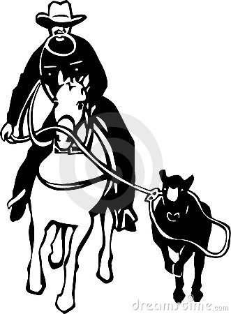 Roping Clipart Clipground