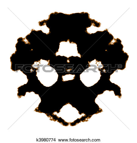 Drawings of Rorschach k3980774.