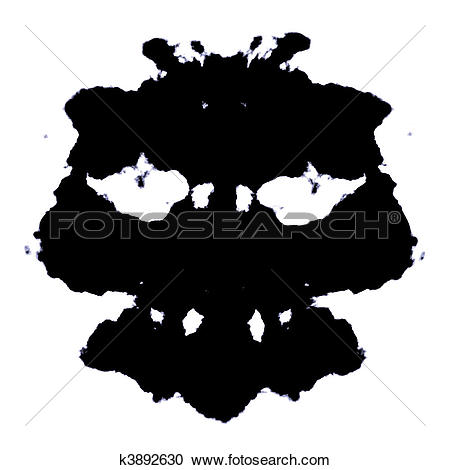 Stock Illustrations of Rorschach k3892630.