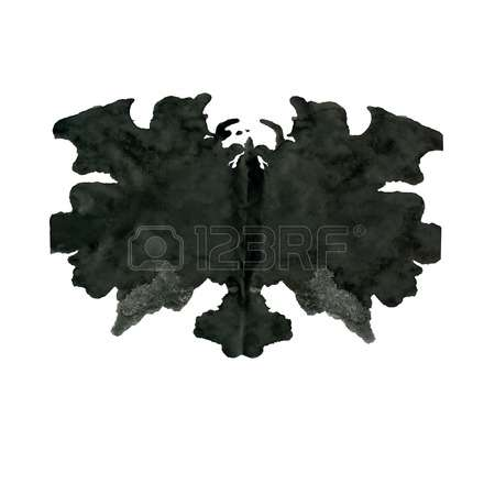 174 Inkblot Test Stock Vector Illustration And Royalty Free.