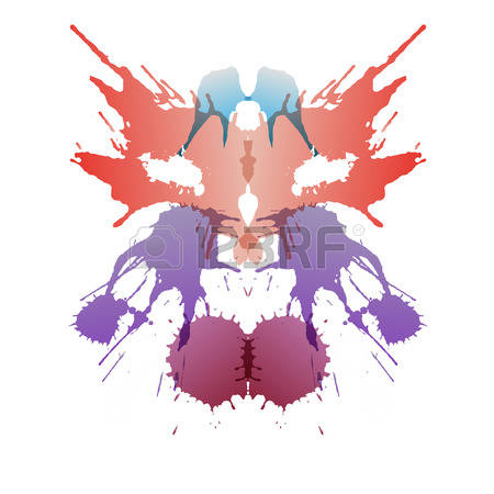 353 Rorschach Test Cliparts, Stock Vector And Royalty Free.