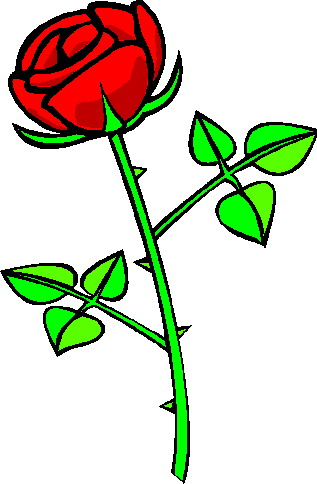 Roses Clipart.