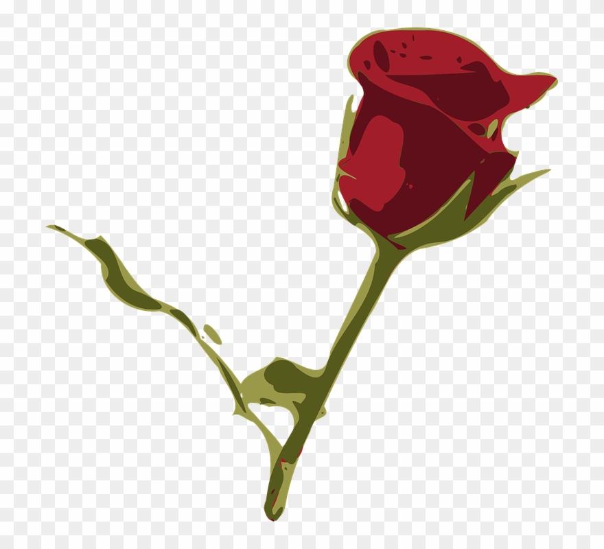Rosa Flower Cliparts 24, Buy Clip Art.