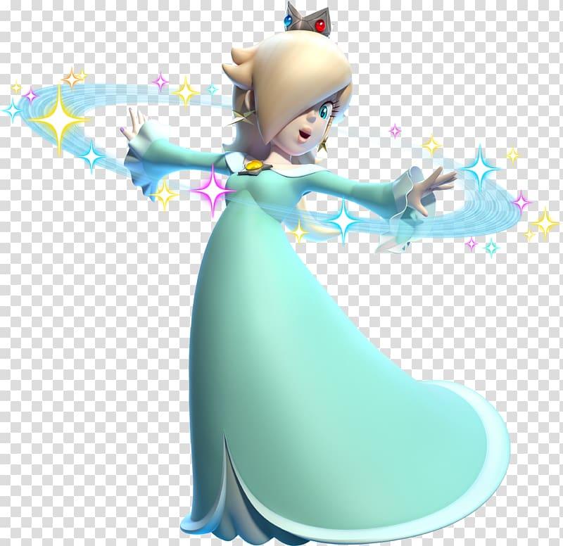 Rosalina Mario Bros. Princess Peach Luigi, princess.
