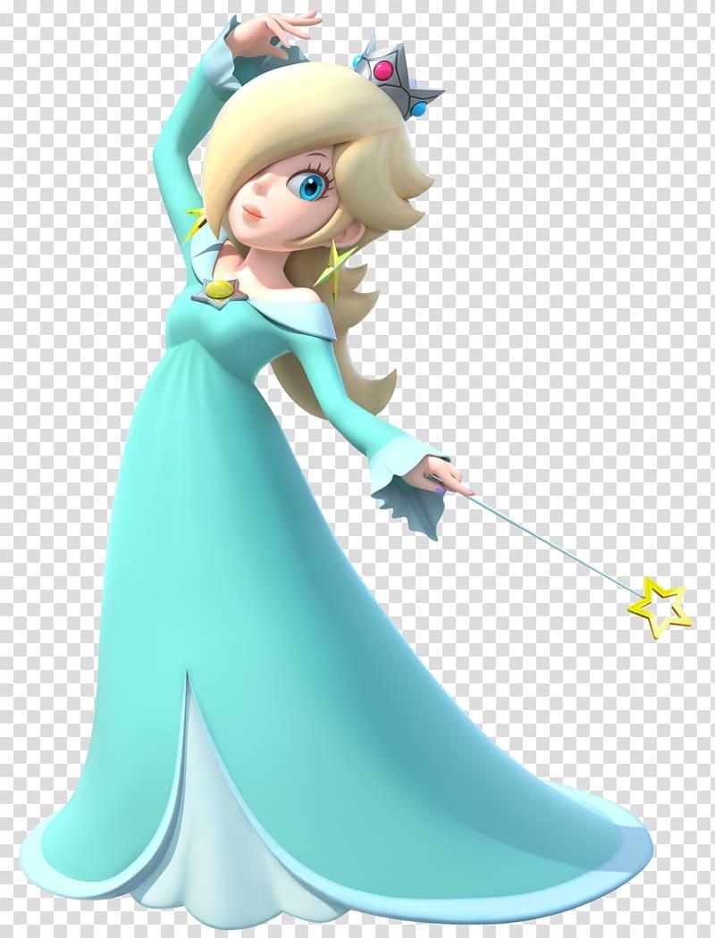 Rosalina Mario Bowser Princess Peach Princess Daisy, angel.
