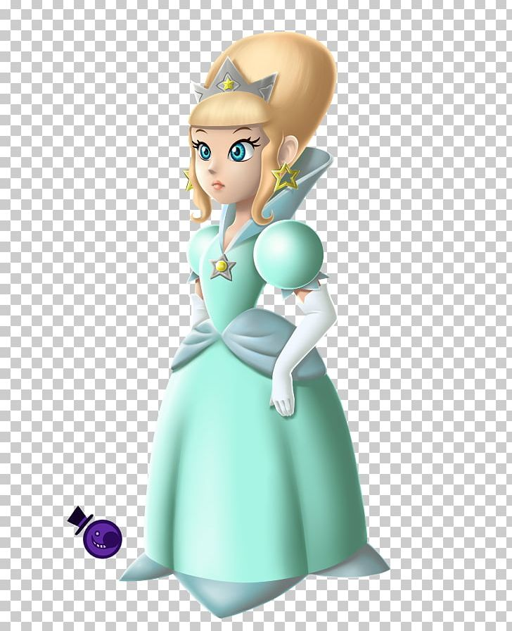 Rosalina Princess Peach Mario Bros. Concept Art PNG, Clipart.