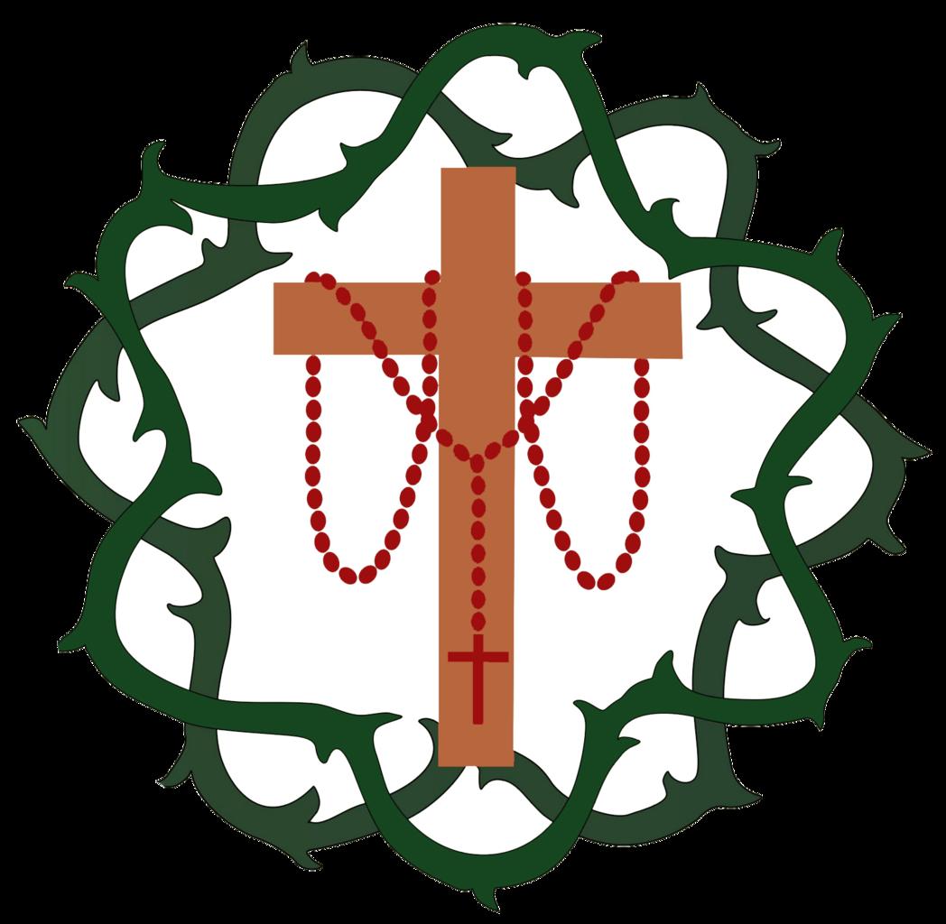 File:Escudo Hdad rosario.png.