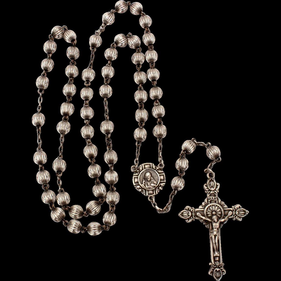 Jesus And Rosary Png & Free Jesus And Rosary.png Transparent.