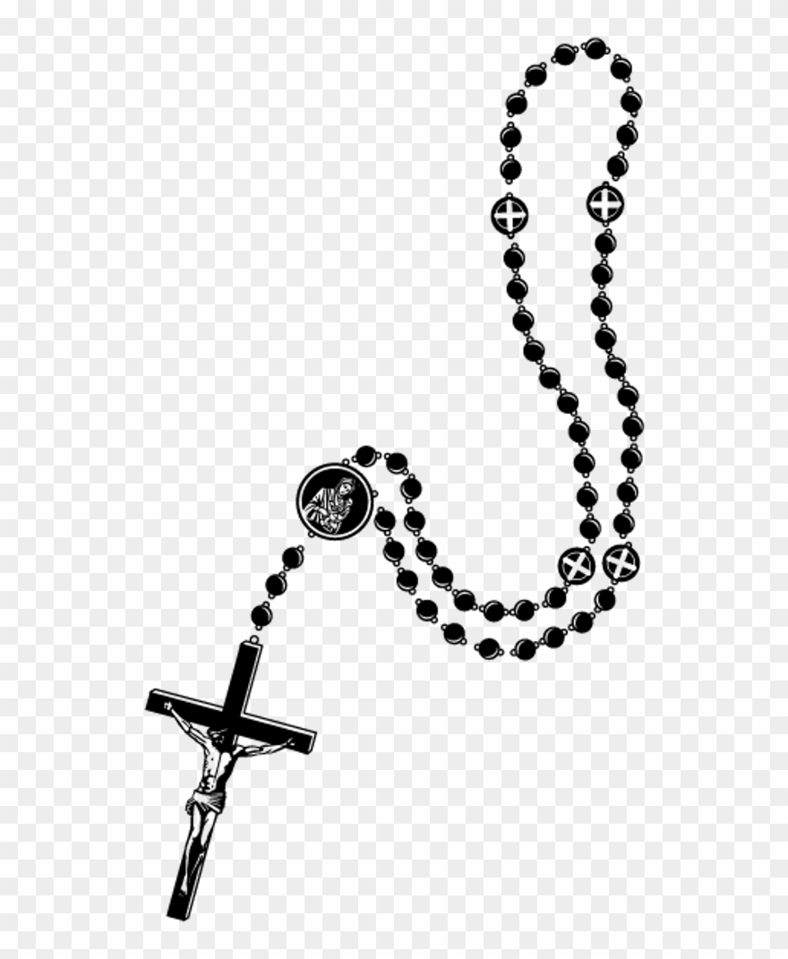 Rosary Clipart Png , Png Download.