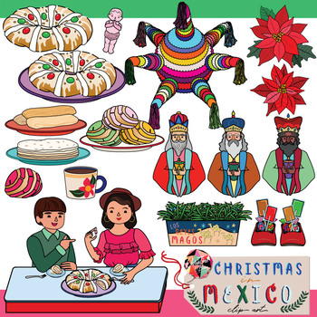 Rosca De Reyes Clipart Worksheets & Teaching Resources.