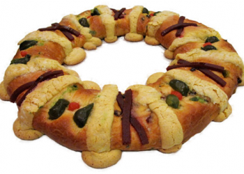 Download Free png Rosca de Reyes (Mexican Chris.
