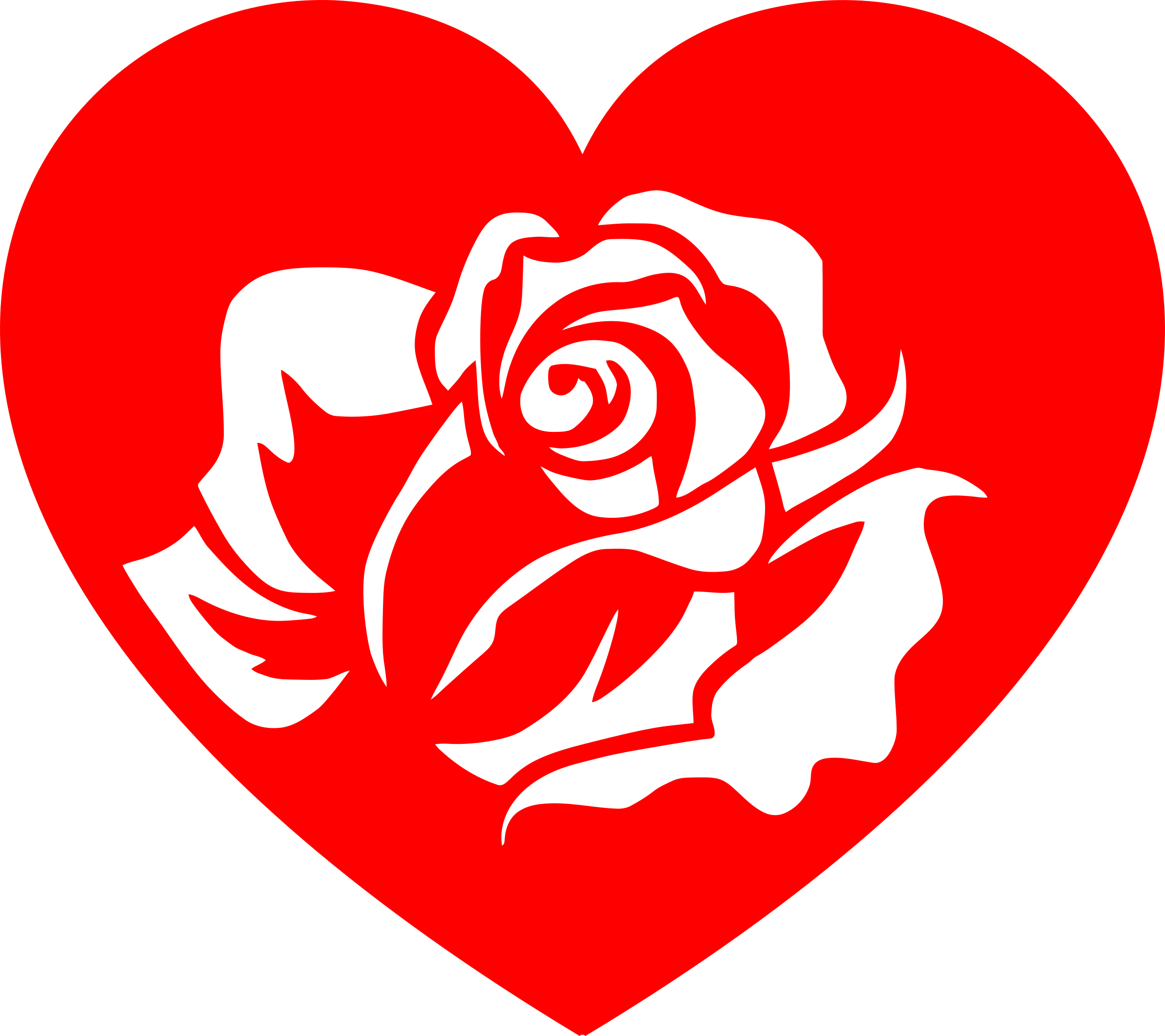 Free Rose Heart Cliparts, Download Free Clip Art, Free Clip.