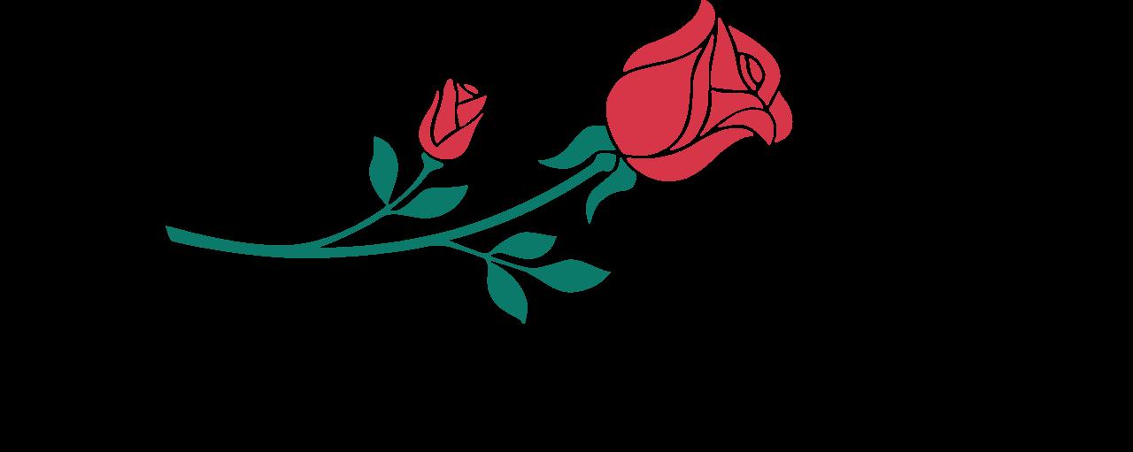 rose logo.