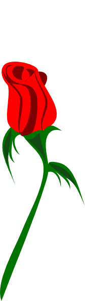 Free Red Rosebud Cliparts, Download Free Clip Art, Free Clip.