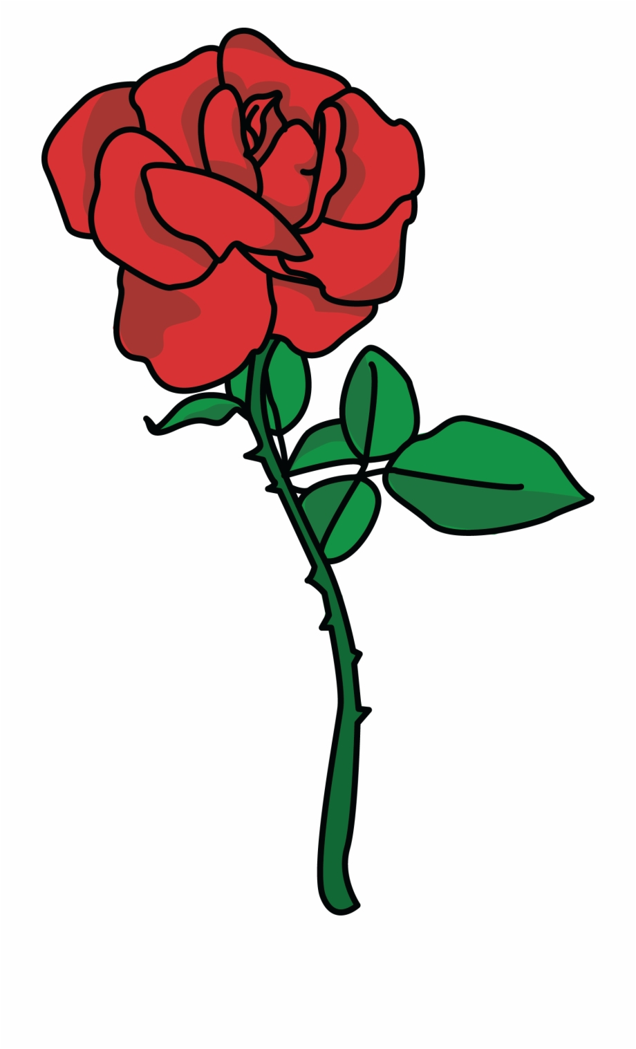 Rose Clip Art 10 Clipart.