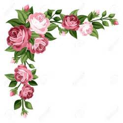 Similiar Red Rose Border Clip Art Keywords.