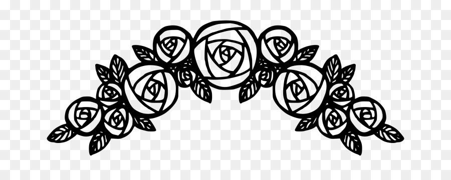 Black Rose Drawing.