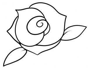 Free Simple Rose Drawings, Download Free Clip Art, Free Clip.