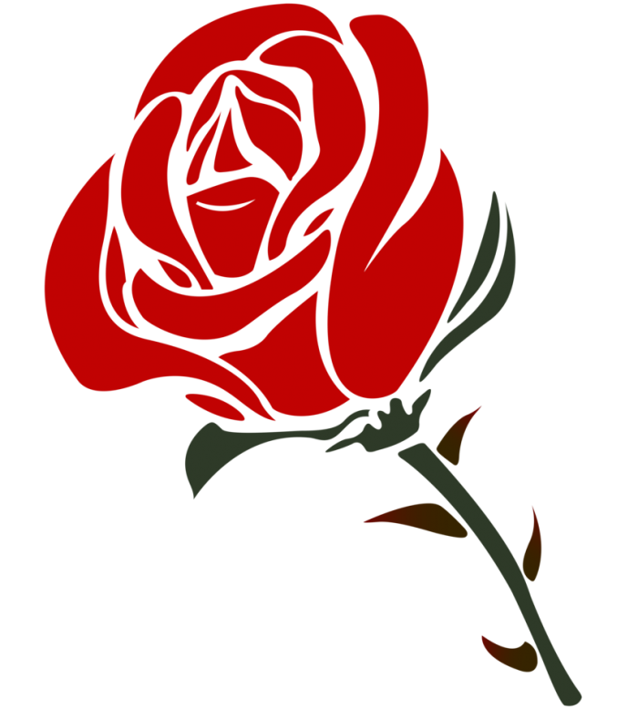 Rose Clipart Png Vector, Clipart, PSD.