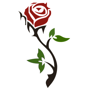Simple Rose clipart, cliparts of Simple Rose free download.