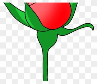 Rose Bush Clipart Simple Rose.