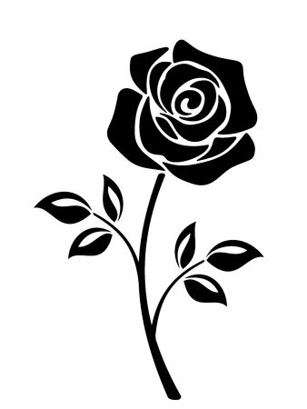 285 316 Rose Cliparts Stock Vector And R #735617.