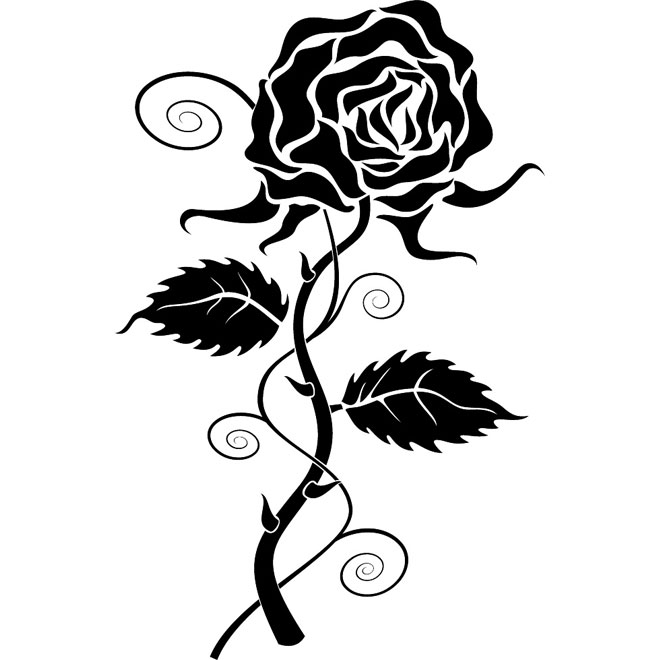 Free Rose Vectors, Download Free Clip Art, Free Clip Art on.