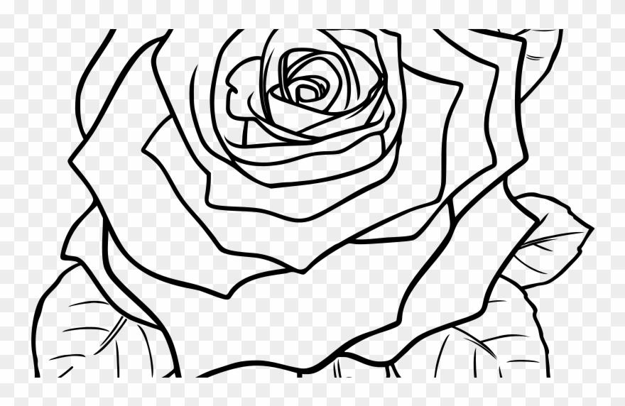 Vintage Flower Drawing At Getdrawings.