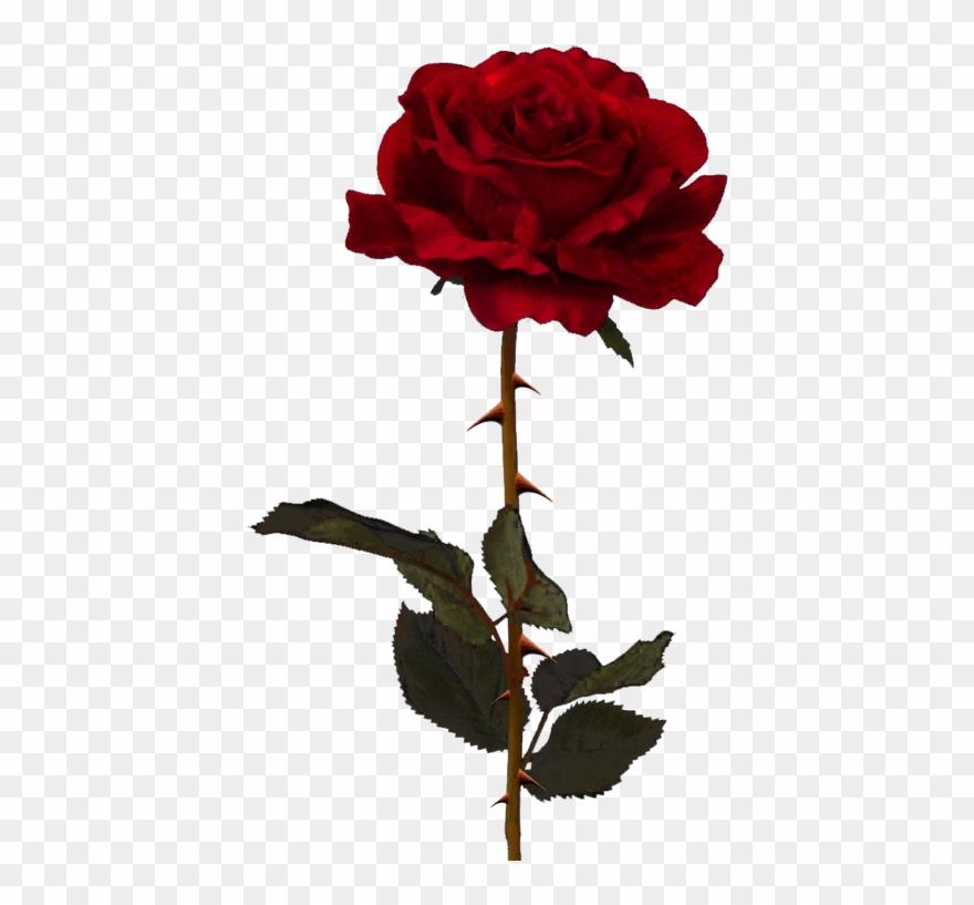 Dead Rose Emoji Png Printablehd Clipart (#2261122).