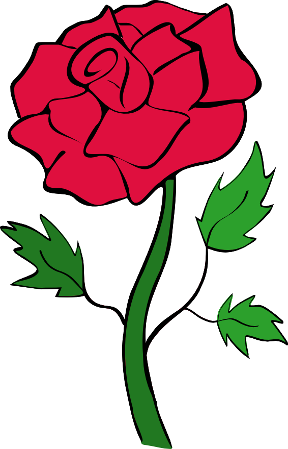 Rose Flower Cliparts Free Download Clip Art.