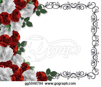 Rose Border Clip Art & Rose Border Clip Art Clip Art Images.