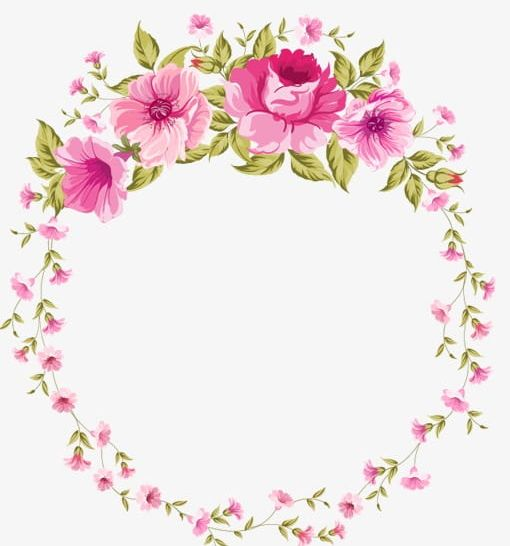 Romantic Plant Garland PNG, Clipart, Flowers, Garland.