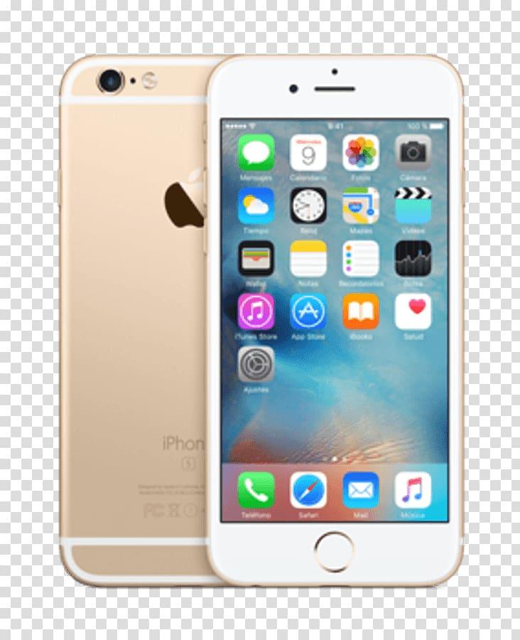 IPhone 6s Plus Apple iPhone 6s rose gold, apple transparent.