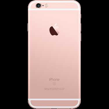 iPhone 6s 32GB Rose Gold.