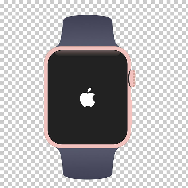Apple Watch Series 2 Smartwatch Heart rate monitor, Rose.