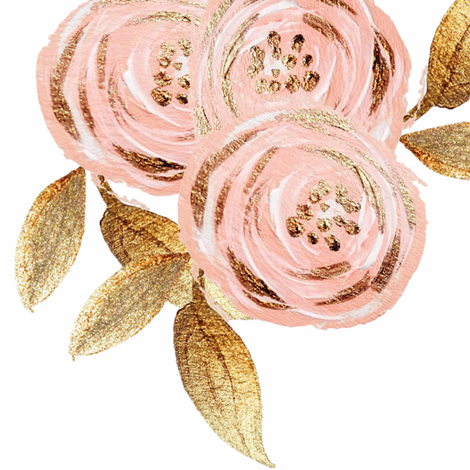 Pink And Gold PNG Transparent Pink And Gold.PNG Images.