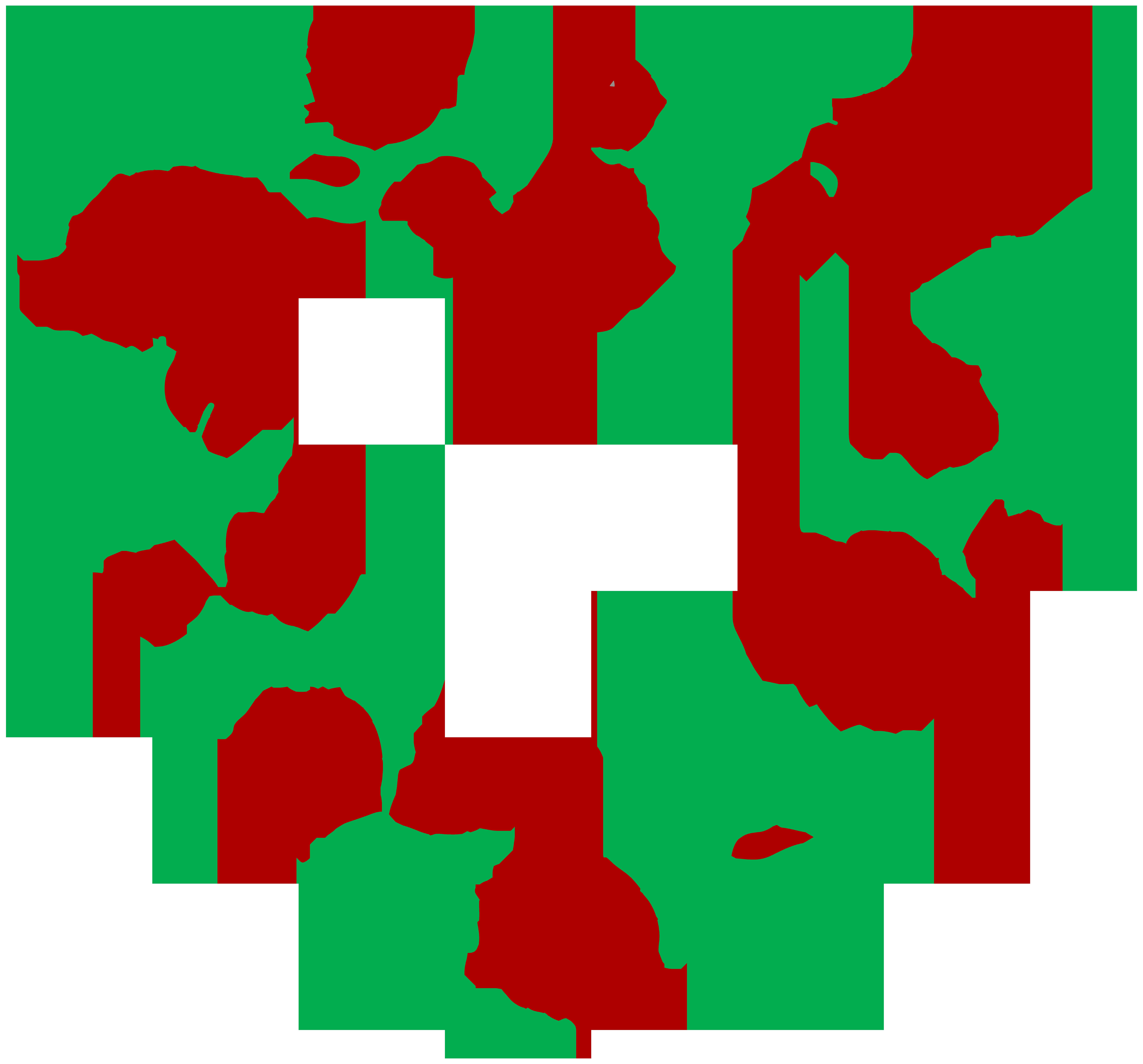 Red Rose Heart Border PNG Clip Art Image.