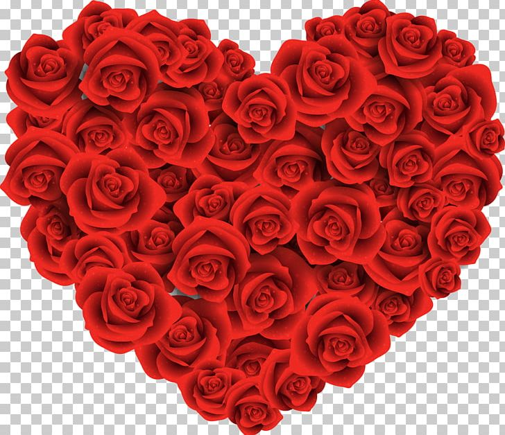Rose Heart Flower PNG, Clipart, Art, Clip Art, Cut Flowers.
